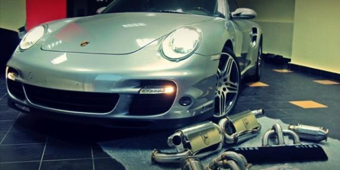 Porsche 911 Turbo (997) παρουσίαση στο High Octane