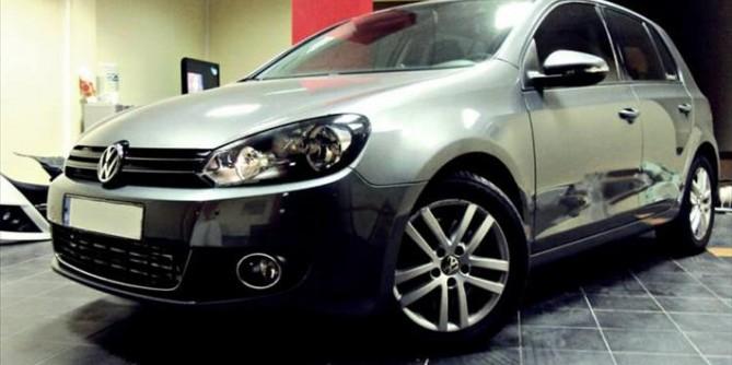 VW Golf 1.4 TSI παρουσίαση στο High Octane