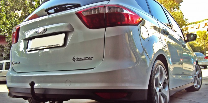 FORD C-MAX II DIESEL TUNED BY TUNING ON ROAD