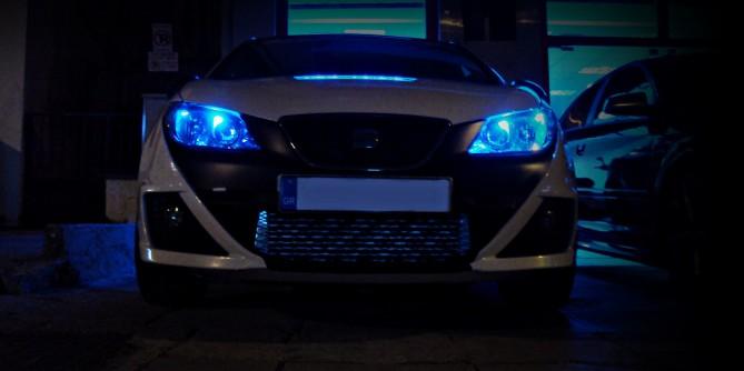 Seat Ibiza FR DSG7