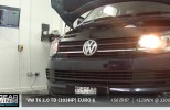VW T6 2.0 Diesel Remap by Topgear tuning
