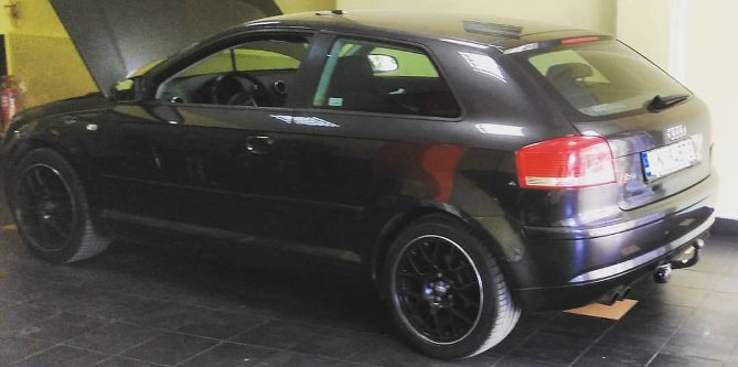 Audi A3 1.8 TFSI -28% Fuel Saving