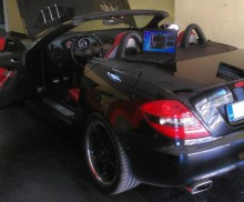 Mercedes-Benz-SLK-200-1800ccKompressor