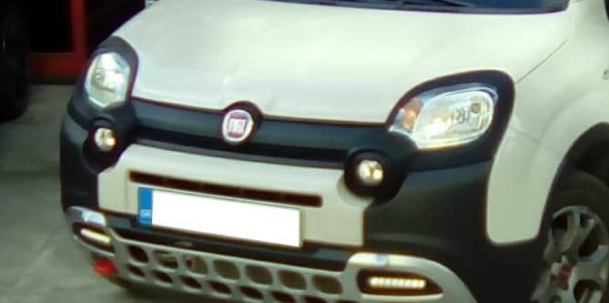 Fiat Panda Cross 1.3 MultiJet Diesel (ΜΥ2016) 125hp