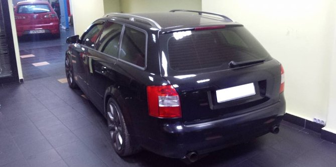 Audi A4 Avant 270hp