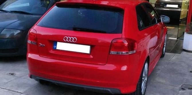 Audi S3 (8P) 370hp