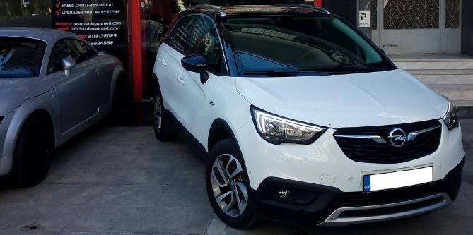 Opel Crossland X 1.6 Diesel -15% Fuel Saving