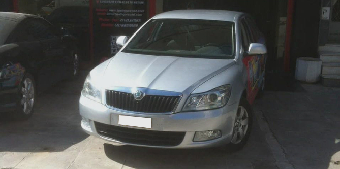 SKODA OCTAVIA 1.6 TDI Taxi UP to -25 Fuel Saving
