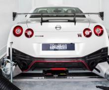 Nissan GT-R Nismo παρουσίαση στο High Octane
