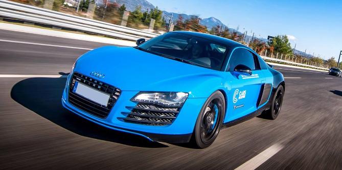 Audi R8 4.2 V8 470hp