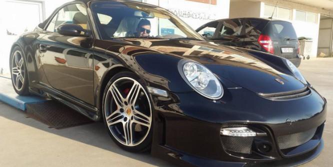 Porsche 911 Carrera 4S (997) Stage2+