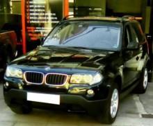 BMW x3 diesel E 8630 MB