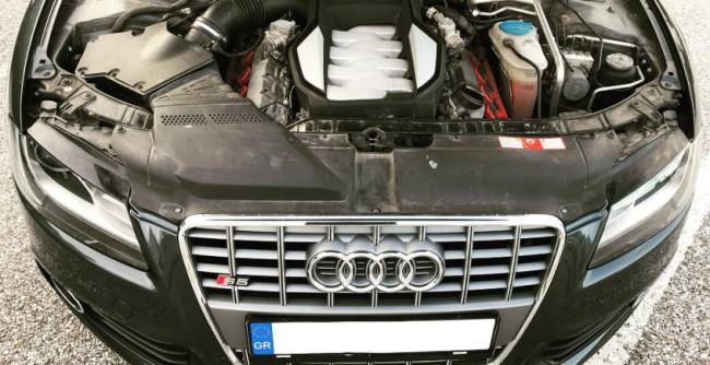 Audi S5 V8 400hp