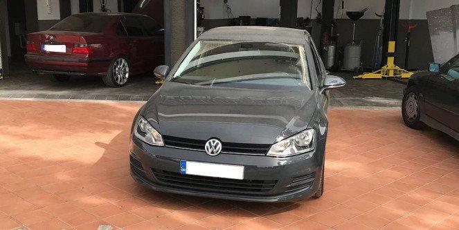 VW Golf 1.6 TDI -20 Fuel Saving