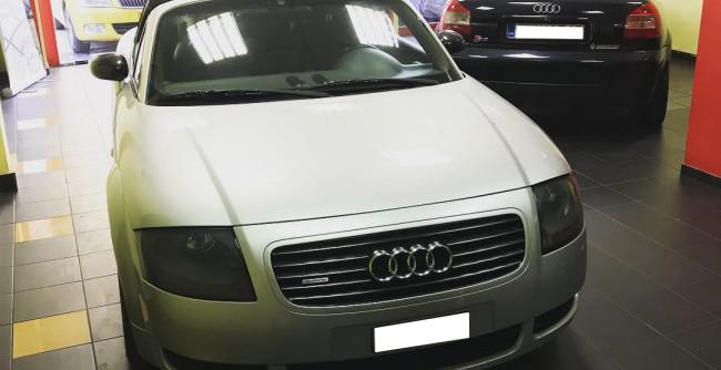 Audi TT 20VT 289hp & 40kg
