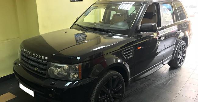 Range Rover Sport 2.7 V6 -18 Fuel Saving