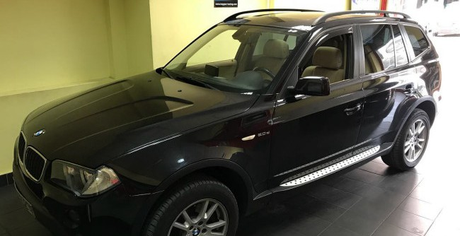 BMW X3 (E83) 20d +50hp