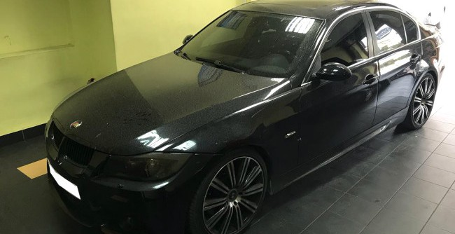 BMW 335i (E90) 390hp