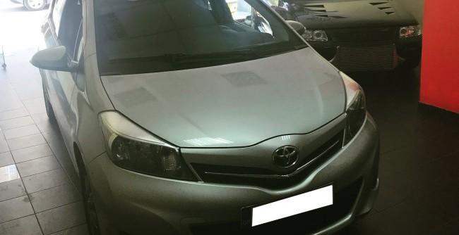 Toyota Yaris D4-D -27% Fuel Saving