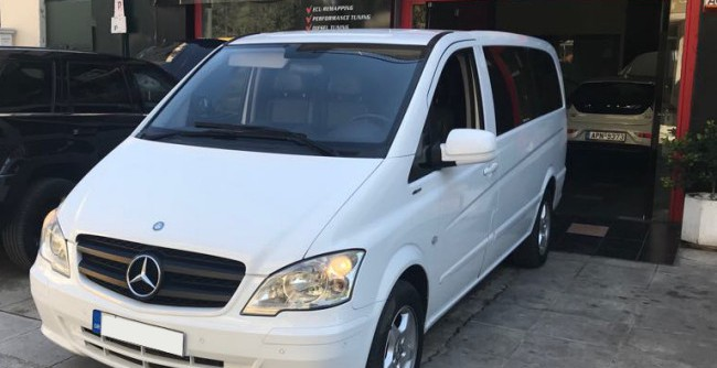 Mercedes-Benz Viano 2200CDI -19% Fuel Saving