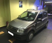 Fiat Panda 1.3 MultiJet -15% Fuel Saving