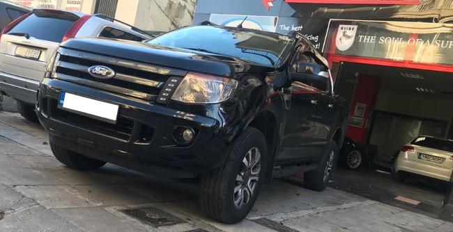 Ford Ranger 3.2 -15% Fuel Saving
