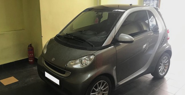 Smart ForTwo CDI Diesel -15% Fuel Saving