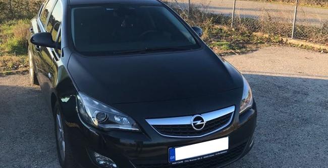 Opel Astra J 1.7 CDTI -15% Fuel Saving