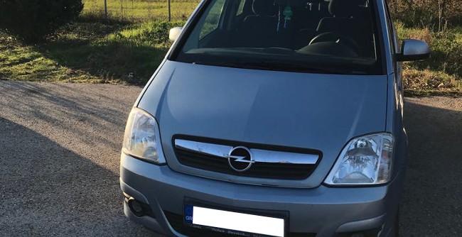 Opel Meriva A 1.7 CDTI -15% Fuel Saving