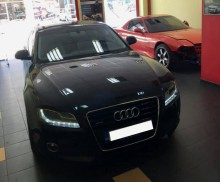 Audi A5 Coupe 3.0 TDI -15% Fuel Saving