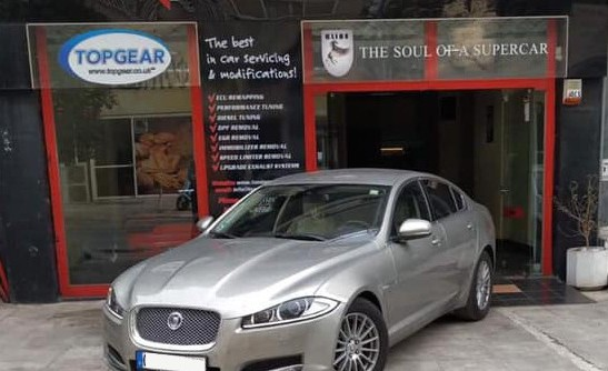 Jaguar XF 2.2 Diesel -15% Fuel Saving