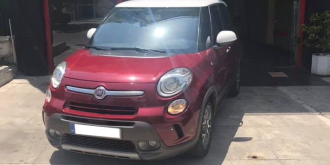 Fiat 500L 1.6 MultiJet -15% Fuel Saving